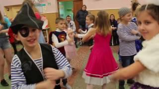 Жодино. Школа №4. 12ч.(20). 27 декабря 2016г. Новогодний утренник! ''Карнавал''. Танцы парами.