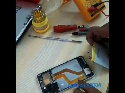 Medion X5004 Mobile Repair(1)