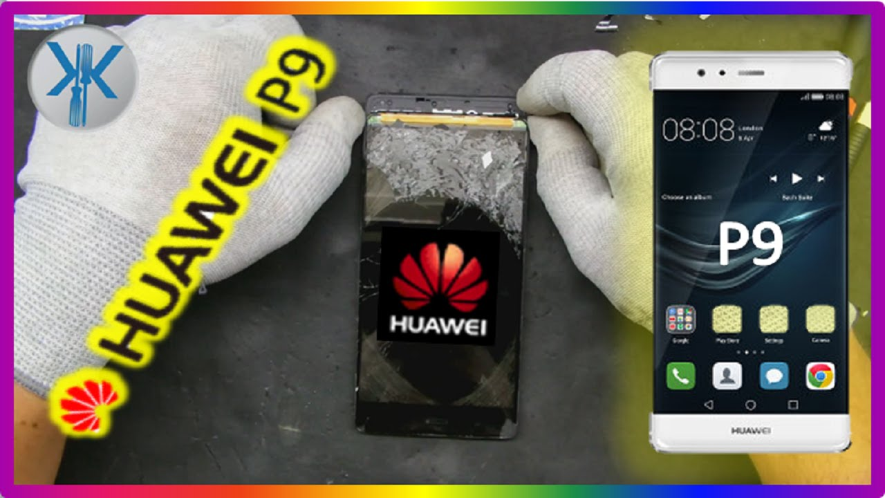 d2badef3db8 👍✓ HUAWEI P9 CAMBIAR PANTALLA TACTIL REPLACEMENT TOUCH SCREEN - YouTube