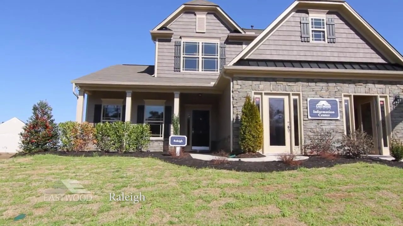 New homes in greenville sc the raleigh by eastwood for House plans greenville sc
