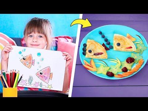 Простые рецепты вкусняшек для детей - 22 идеи!