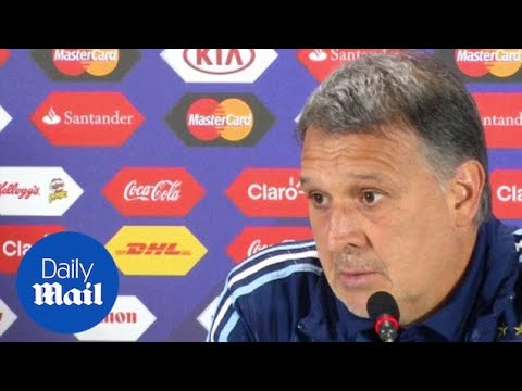 Gerardo Martino: Argentina ready to face fearless Paraguay - Daily Mail