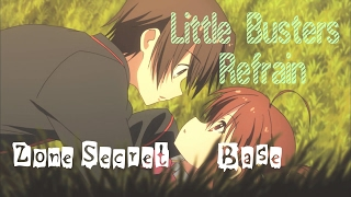 Little Busters Refrain  -Secret Base -