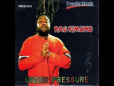 Ras Kimono - Under Pressure
