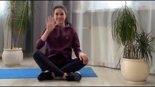 Alina Zagitova 2020 04 21 Fitness Training Khrustalny F