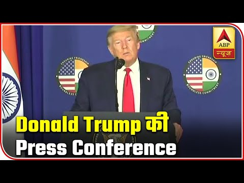 Have Good Relations With PMs Of Both India And Pak: Trump | ABP News