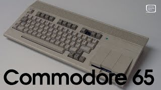 The Commodore 65 - Incredibly Rare & Unreleased!