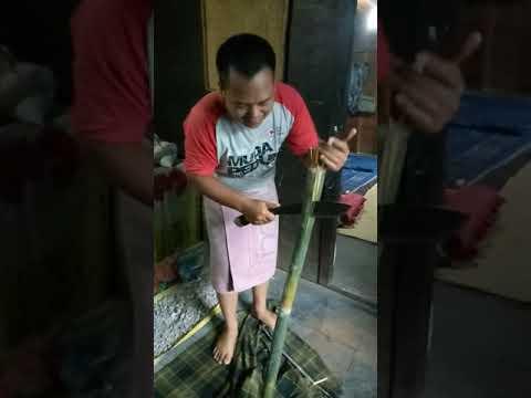 Kapur/bigar bambu..