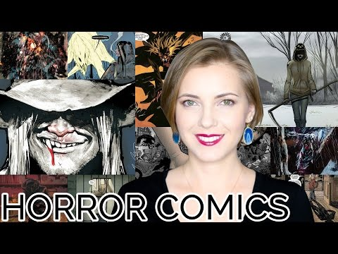 5 Horror Comics You Should Be Reading
