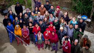 Woven Earth PDC & Biodynamic Essentials in Nepal