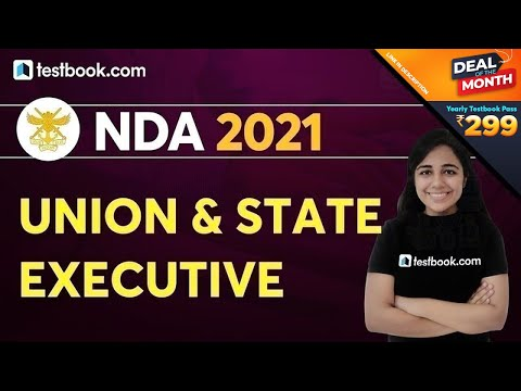 NDA General Ability Test | Union and State Executive | NDA Exam Preparation Videos