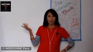 Indochine Perú: invitación al primer indokaraoke