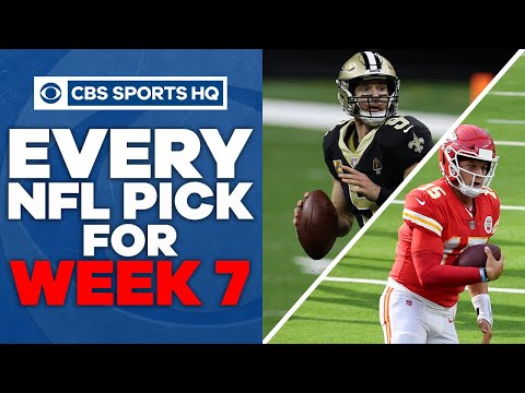 2020 NFL Week 7 Picks: Bengals earn second win of season over Browns | CBS Sports HQ