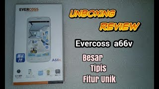 Review Evercoss A66S