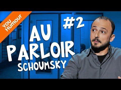 ANTOINE SCHOUMSKY - Au parloir (2)
