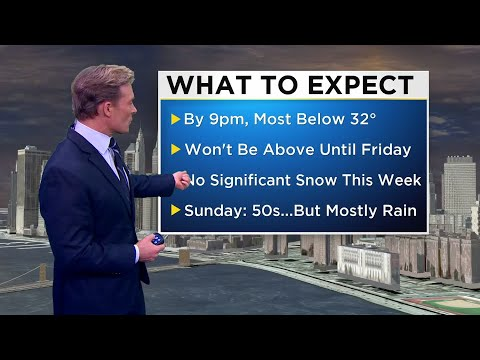 New York Weather: CBS2 3/4 Update at 8PM