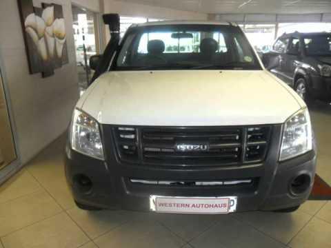 2010 ISUZU KB SERIES KB250 D-TEQ FLEETSIDE 4X4 S/C Auto For Sale On Auto Trader South Africa