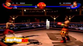 Ready 2 Rumble Boxing Round 2 - Freak E. Deke Playthrough (With Commentary)