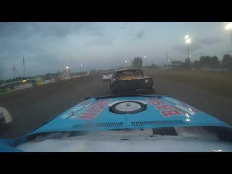 Dacotah Speedway Street Stocks Gov Cup 7-28-18 Tyler Bartholomew