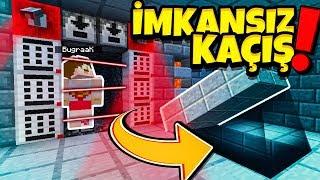 MKANSIZ SU ALTI HAPSHANESNDEN KAI - Minecraft