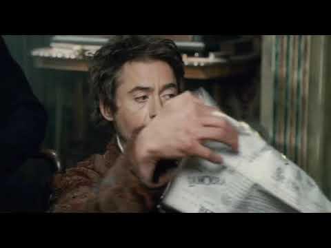 Sherlock Holmes NEW trailer - HIGH QUALITY