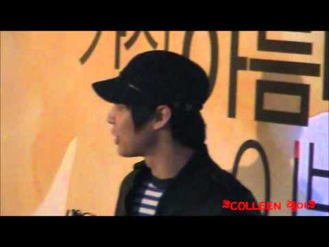 東方神起 JYJ-MICKY IN MOVIE FIRST SHOWING MEETING