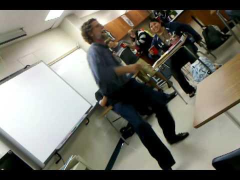 Tomball High School Mr. Kropp stanky leg