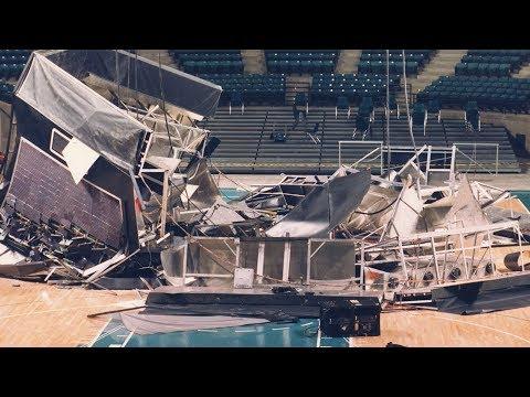 THE SCOREBOARD FELL! - Hornets 30th Anniversary Series
