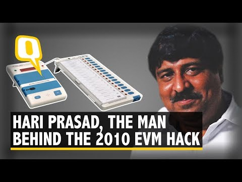 Fear? I Don't Care About My Life: Man Behind the 2010 EVM Hack | The Quint