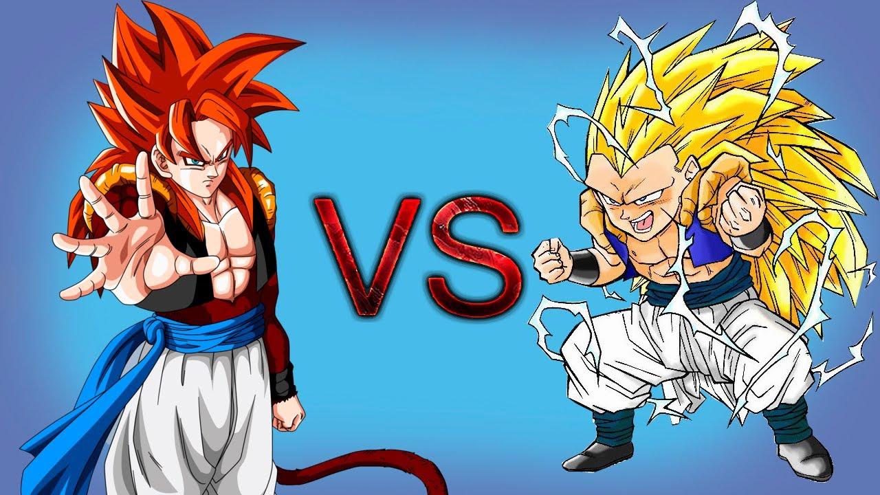 Dragon Ball Z Budokai Tenkaichi 3 | Gogeta SSJ4 vs Gotenks ...
