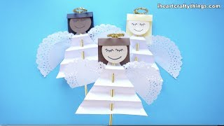 Gorgeous Christmas Angel Craft for Kids