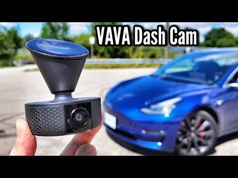 A unique Dual Dash Camera - VAVA 1080P with GPS & WiFi Review