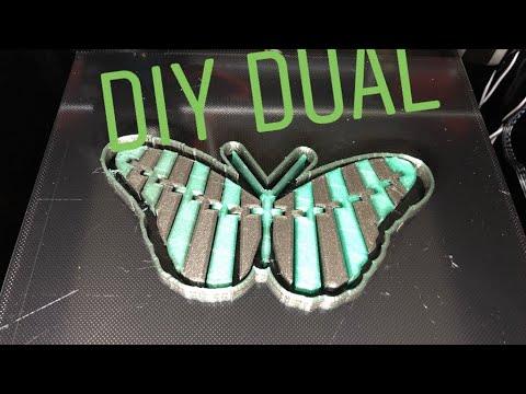 DIY Dual Color