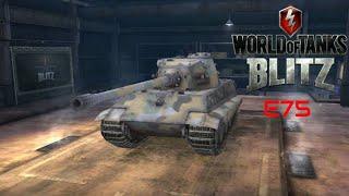 World of Tanks: Blitz - E75