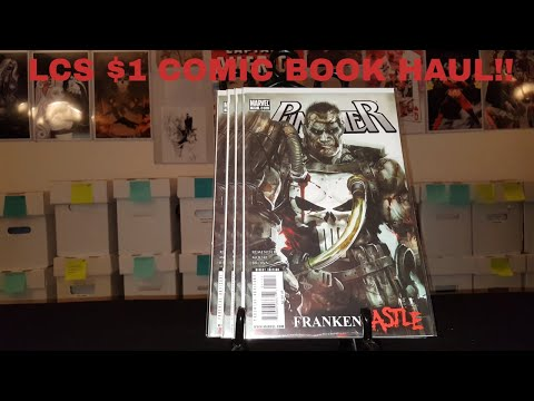 HUGE LOCAL COMIC BOOK STORE  CLOSING $1 SALE PT 2