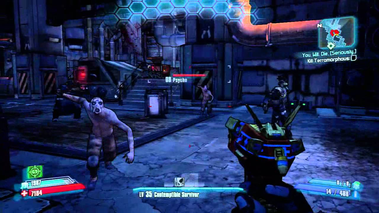 Borderlands 2 Trophy Guide and Roadmap - PlaystationTrophies org