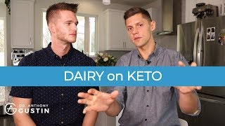 Dairy on the Keto Diet (Going Dairy Free, Testing for Lactose …
