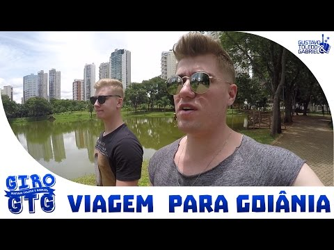 Giro GTG - Viagem para Goiânia!!