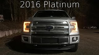 2016 Ford F-150 Platinum Review - The Businessman's Truck