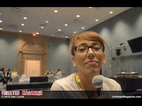 Backstage Unrated Talks to  Ex Adult Star Alia Janine Turn Comedian