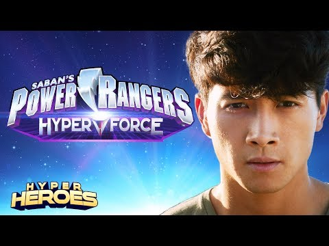 The POWER RANGERS are Coming to Hyper RPG with Peter Sudarso! - Hyper Heroes