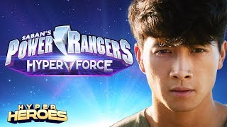 Power Rangers HyperForce Coming to Hyper RPG with Peter Sudarso (EXCLUSIVE) - Hyper Heroes