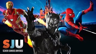 Avengers Land is Coming! But THIS Should Be a Theme Park - SJU
