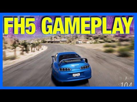 Forza Horizon 5 : New Gameplay, Car Sounds, Customization & More!! (FH5 Gameplay)
