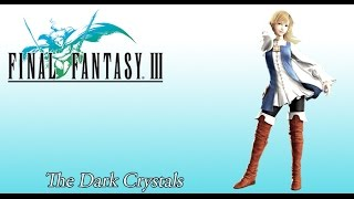 Final Fantasy 3 OST The World of Darkness Theme ( Dark Crystals )