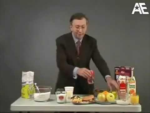 Что такое углеводы? Высокоуглеводный завтрак.