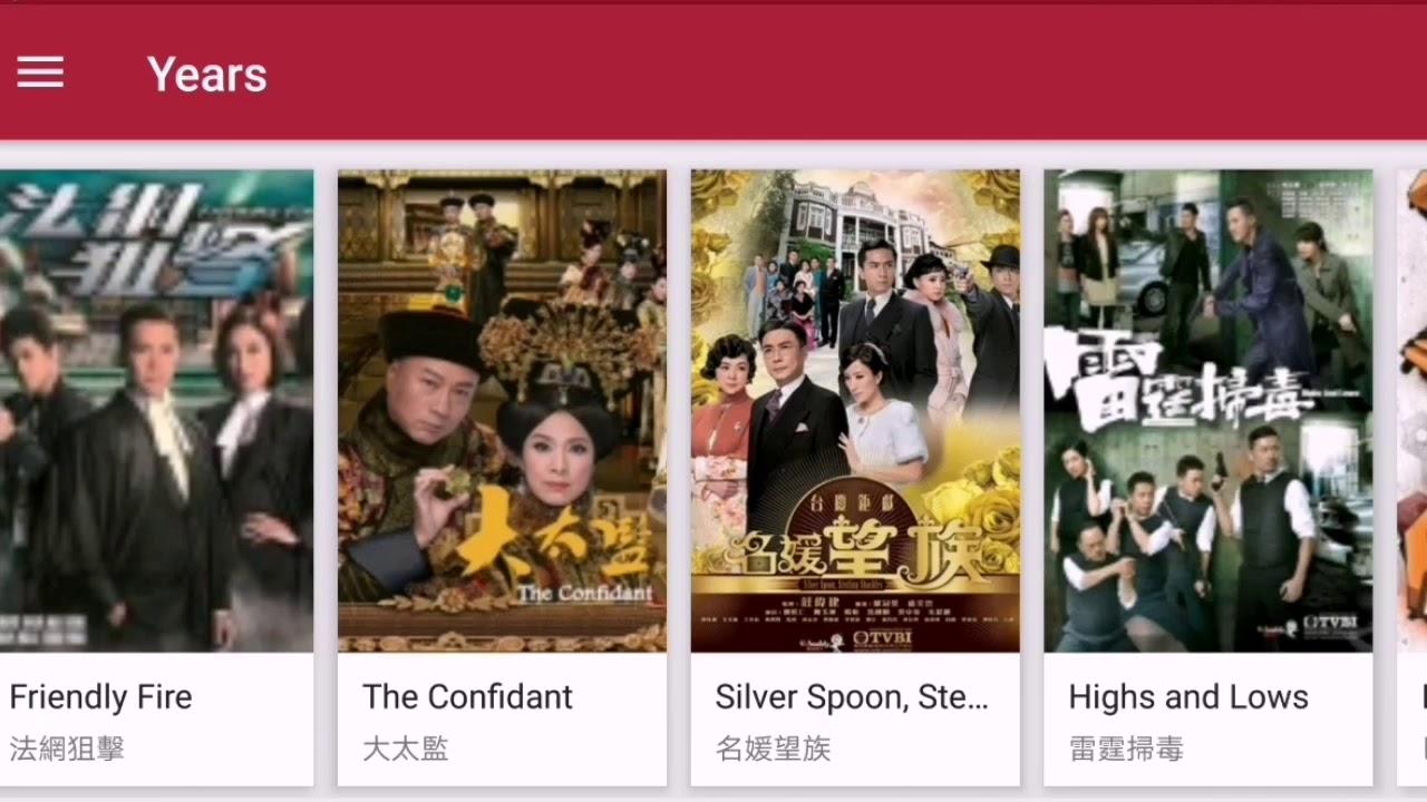 Best Free Streaming Hong Kong Drama Apk Android App