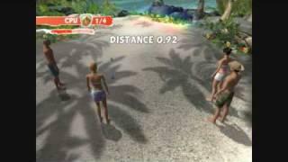 Beach Fun Summer Challenge Wii