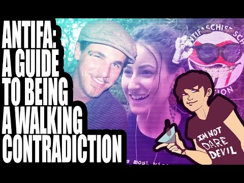 Antifa: A Guide to Being a Walking Contradiction