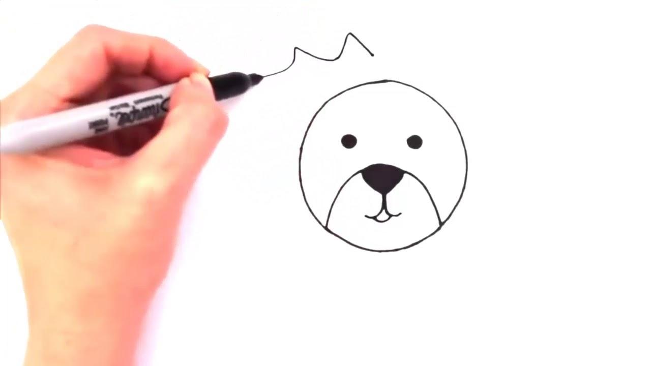 Hướng dẫn bé vẽ đồ vật
